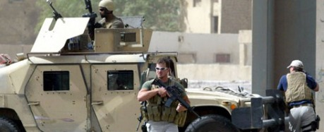 FILES-IRAQ-US-UNREST-BLACKWATER