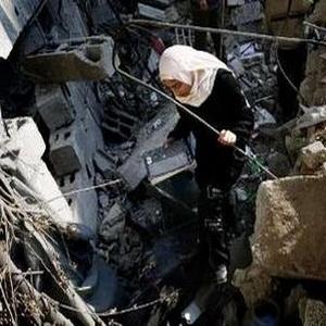 palestinians-homeless