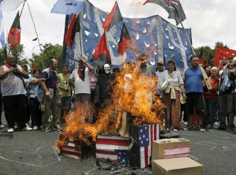 ARGENTINA-US-VENEZUELA-ANTONINI-PROTEST