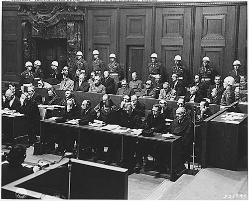 trials after the holocaust essay History other essays: why did the holocaust happen search that they would soon be defeated and put on trial for what they had after the night of the long.