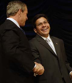bush and gonzales