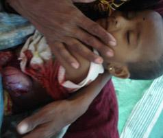 tamil child