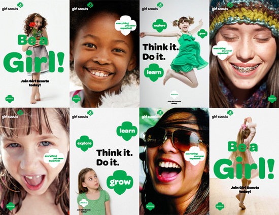 girl scouts posters 0 550x425 ... the 100th anniversary of the Girl Scouts, alert GOP lawmaker Rep.