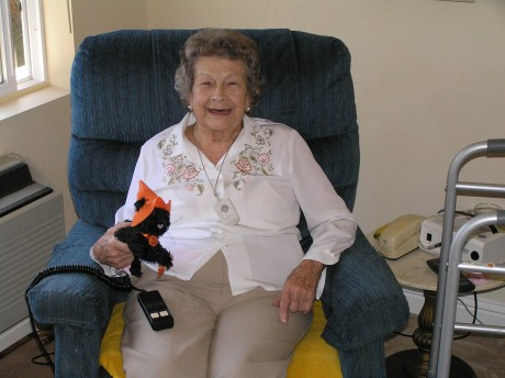 Anne in San Luis Obispo