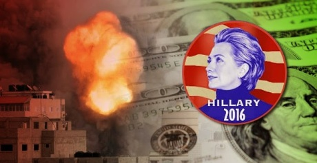 Hillar Clinton - Warmonger Elite Illuminati NWO