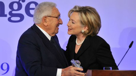 kissingerclinton